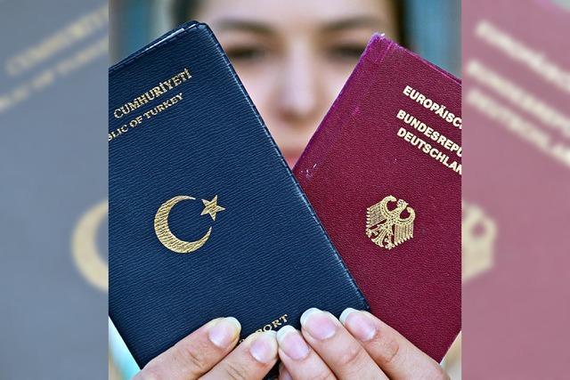 Der Doppelpass für die Kinder von Ausländern