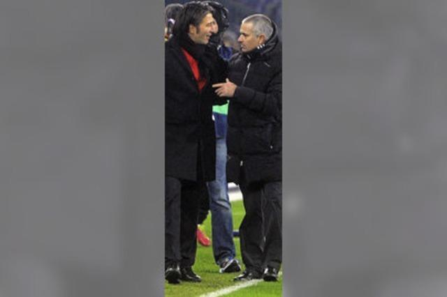 Mourinho lobt den FC Basel