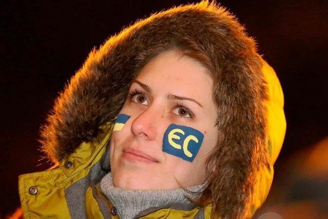 Ukraine bleibt beim Nein zum Assoziierungsabkommen