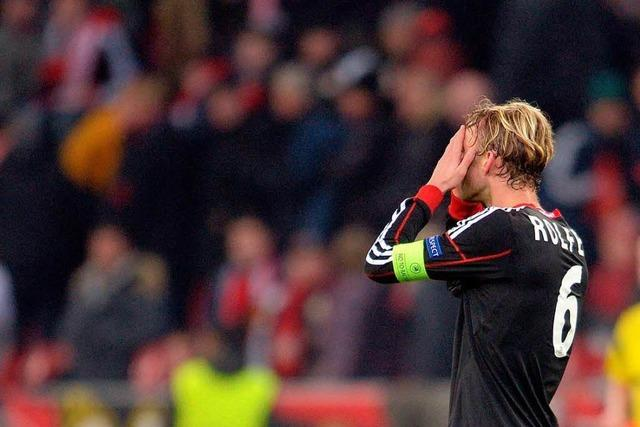 Lehrstunde von Manchester United: Leverkusen verliert 0:5