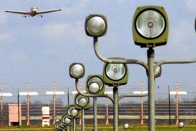 Was kostet der Flugplatz die Stadt Lahr?