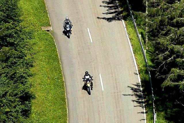 Zahl der toten Motorradfahrer im Südwesten ist gestiegen