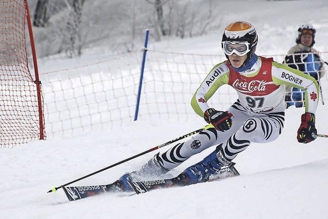 Schwungvoll in die Ski-Landesliga