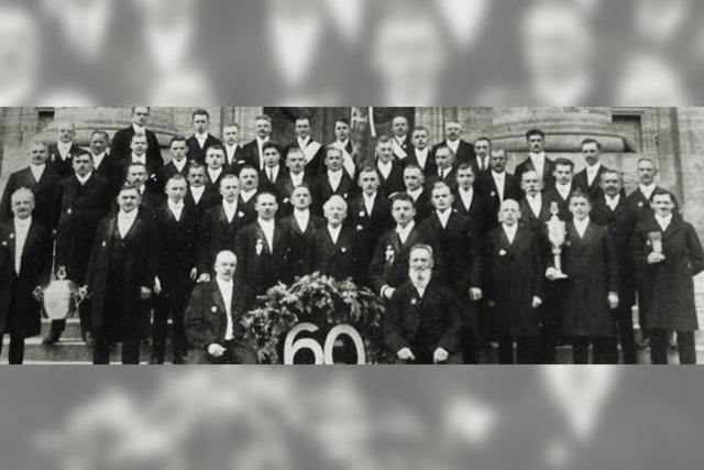 Vom Männerclub zu einem gemischten Chor