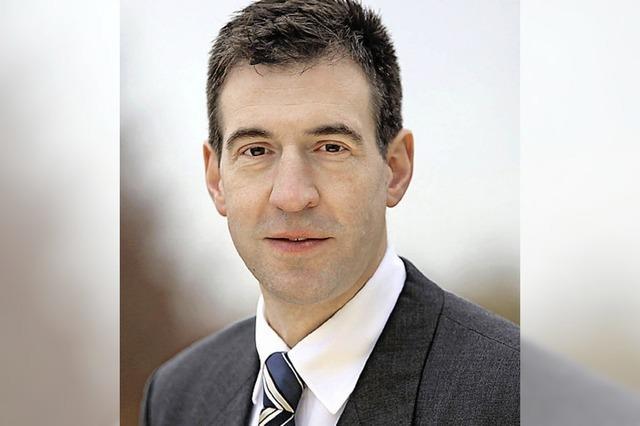 Erik Pauly bewirbt sich um das OB-Amt in Donaueschingen