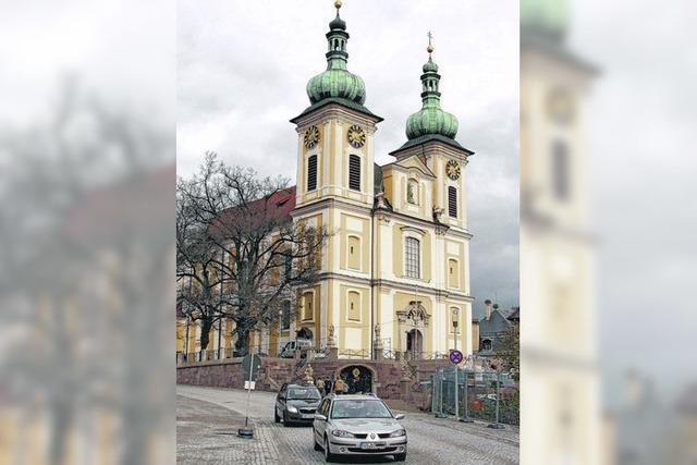 GUB-Chefin fordert Tempo 10 bei Stadtkirche