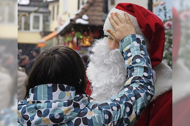 Markt-Fahrplan für die Adventszeit