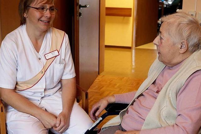 Pflegeheimneubau beim Emmaus wird konkreter