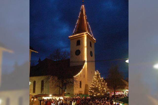 Weihnachtsmärkte im Breisgau