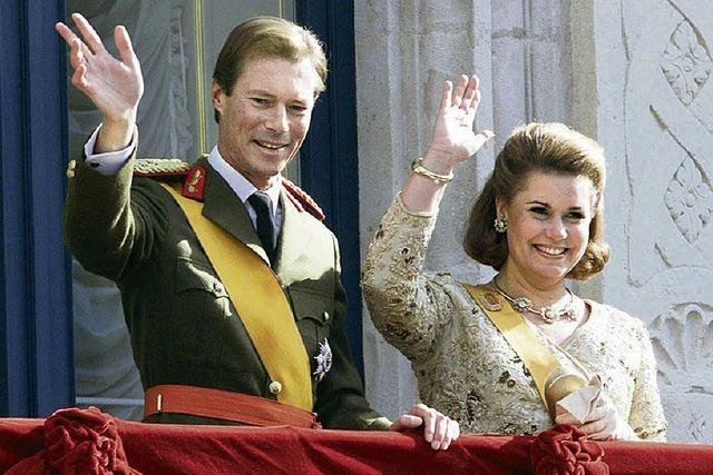 Audienz beim Großherzog