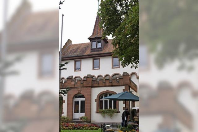 Sanierung des Brombacher Rathauses steht hintenan