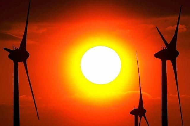 Grün-Rot fürchtet um viele mögliche Windkraftstandorte