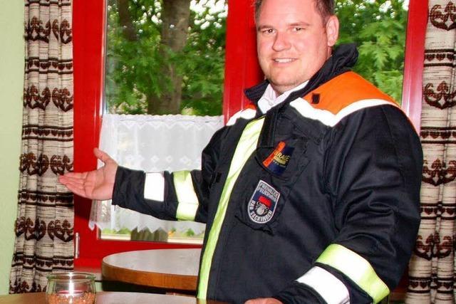 Feuerwehrkommandant Schmid tritt zurück