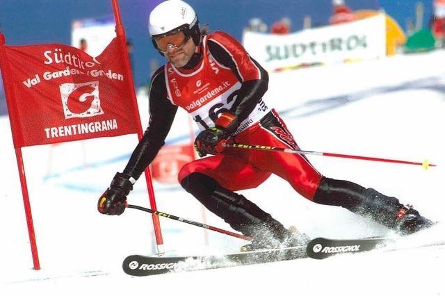 Jedermannrennen in den Alpen: Oberschenkel im Reservebetrieb