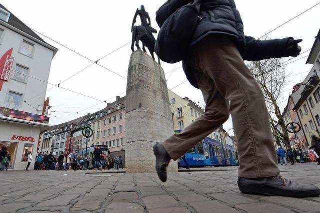 Wird die Bertoldsbrunnen-Sanierung aus politischen Gründen verschoben?