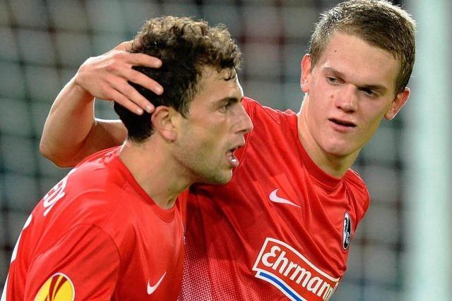 SC Freiburg mit leiser Zuversicht – Mehmedi und Ginter angeschlagen