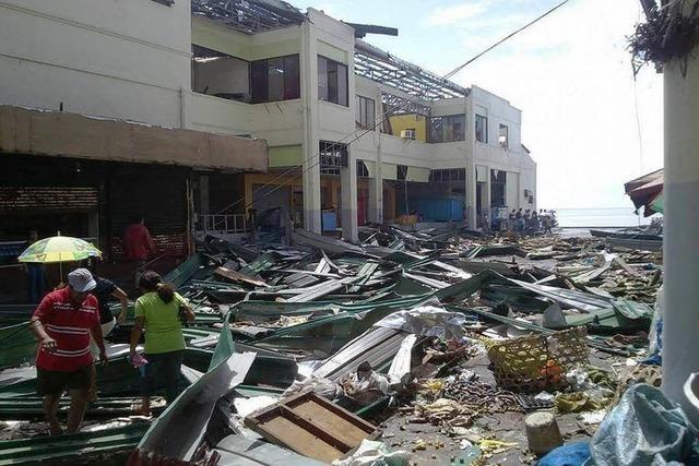 Schwarzwälder Schule hilft Taifun-Opfern – Große Resonanz