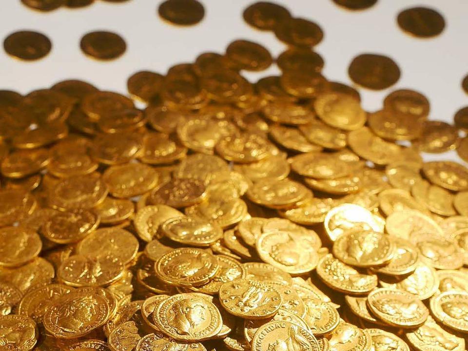 Ein herrlicher Goldschatz.    Foto: Thomas Frey