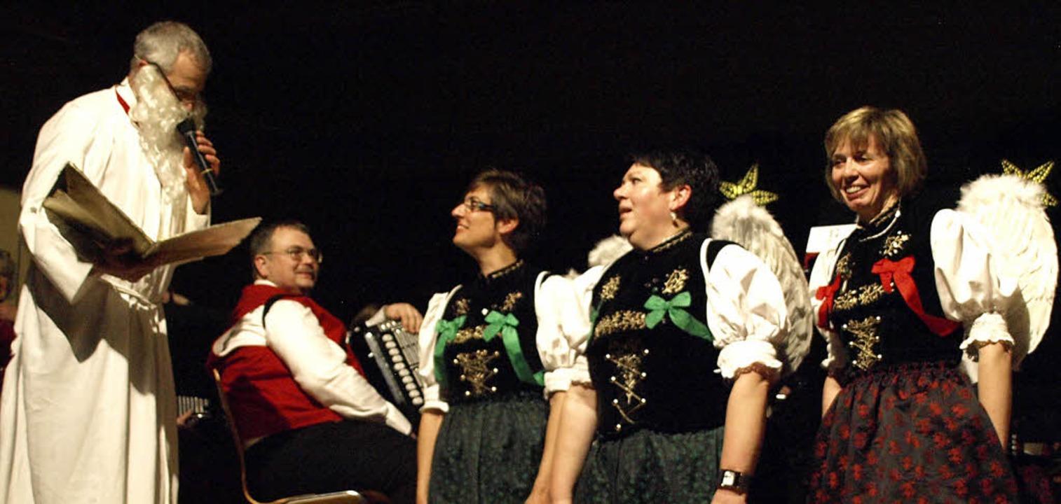 Der Spaßfaktor wird großgeschrieben beim Handharmonika-Club Albtal  | Foto: Karin Stöckl-Steinebrunner