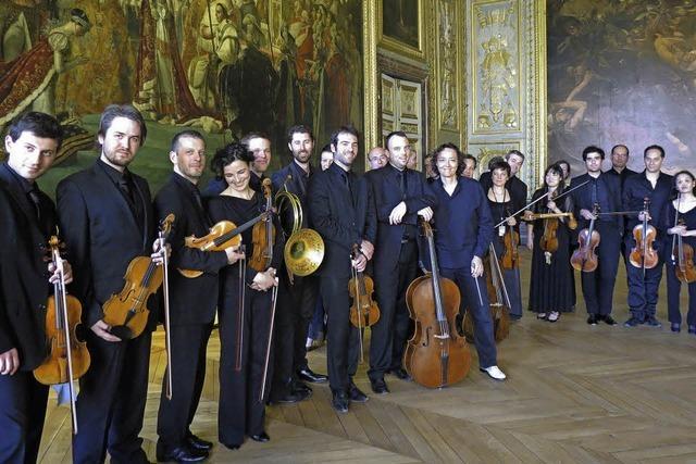 Werke von Vivaldi und Händel