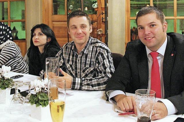 Junger Banker führt jetzt die Bötzinger SPD