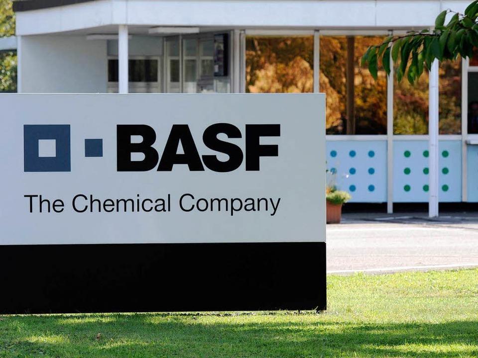 BASF investiert in Grenzach-Wyhlen 40 Millionen Euro.  | Foto: dapd