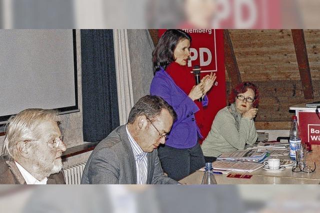 SPD für Koalitionsvertrag