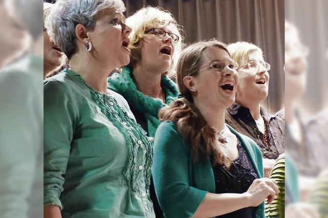 Schöne Stimmen bieten frische Unterhaltung