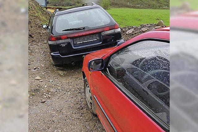 Alte Autos beschäftigen jetzt das Amtsgericht