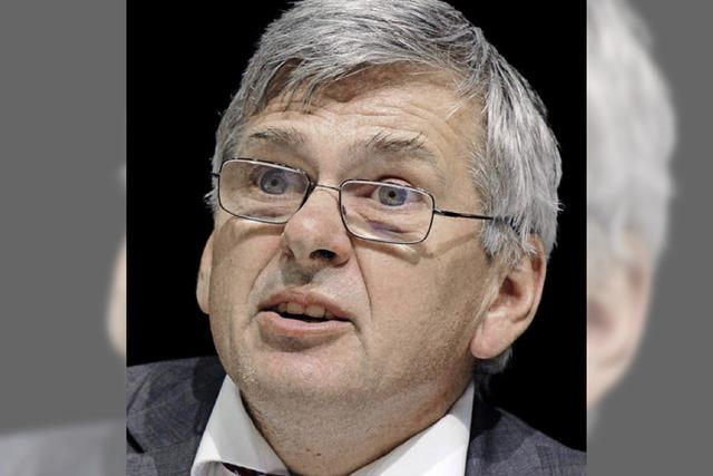 Jörg Hofmann wird Vizechef der IG Metall