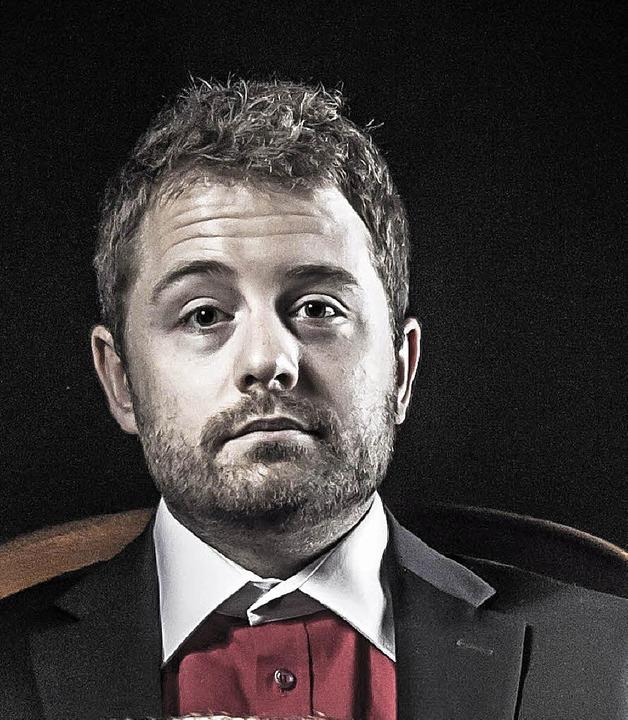 Kabarettist Gabriel Vetter  | Foto: promo