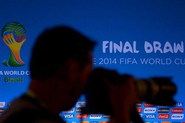WM-Auslosung: Brasilien vor der Ouvertüre