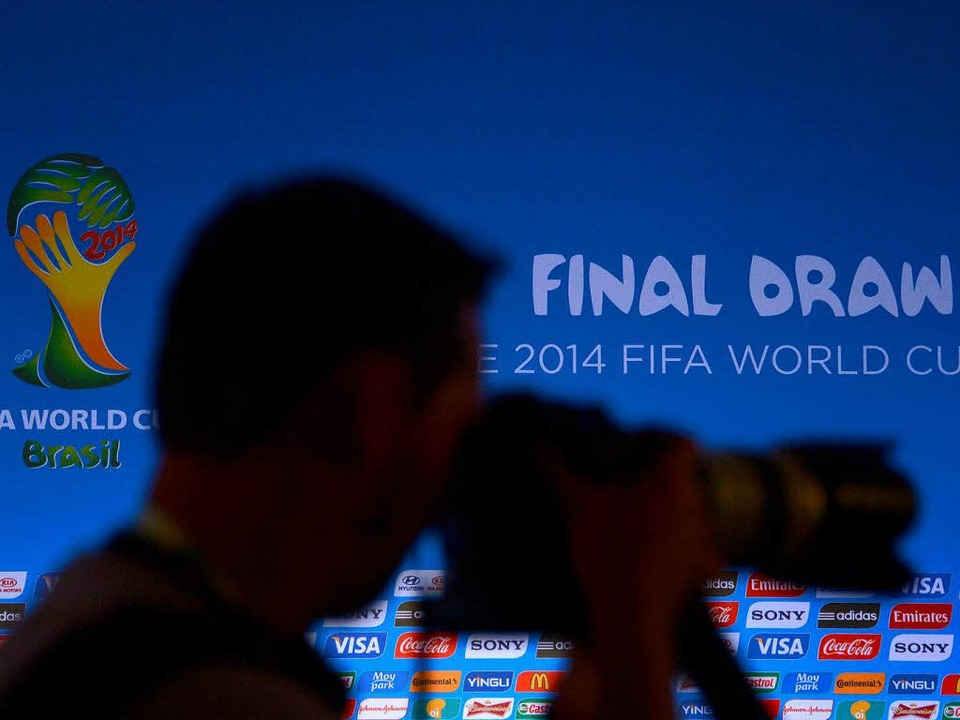Wm Auslosung Brasilien Vor Der Ouverture Fussball Wm
