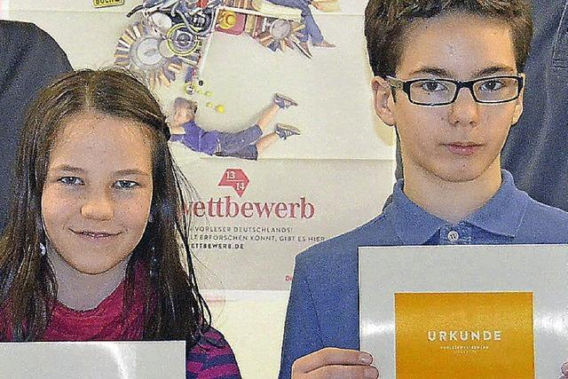 Sieg für Philippa Pixberg und Philipp Huth