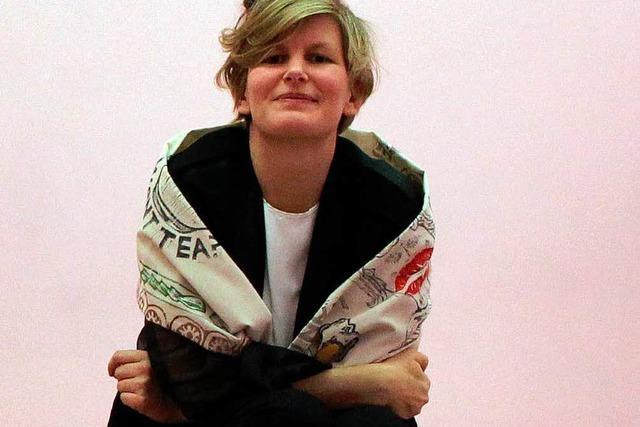 Laure Provost erhält den Turner Prize
