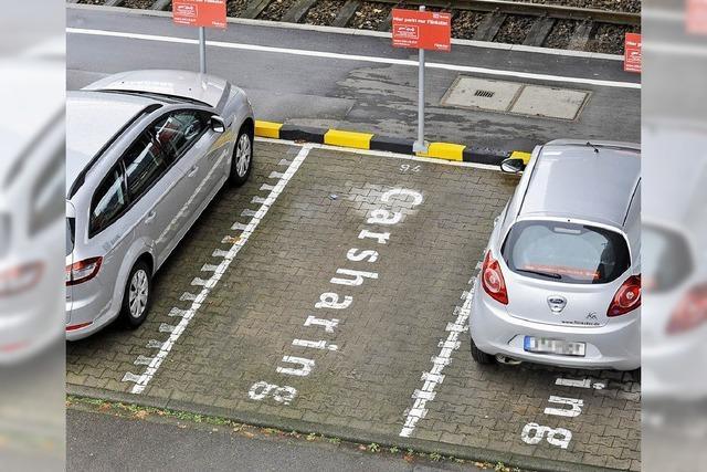 Stadt fördert Carsharing