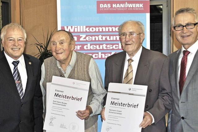 Meistertitel kurz nach der Gründung der Bundesrepublik erworben
