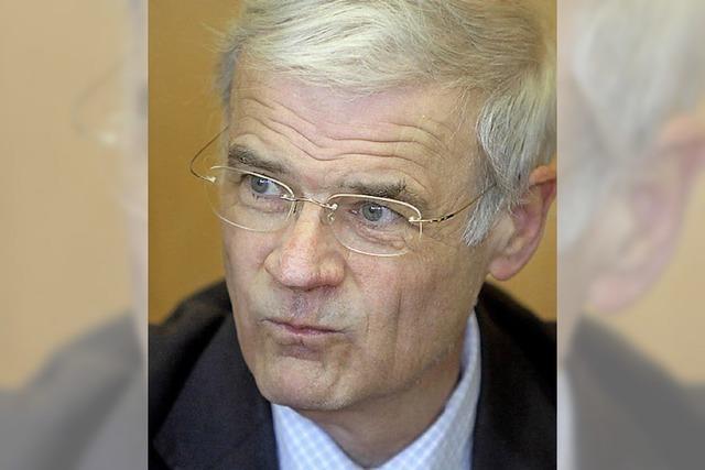 Haftstrafe auf Bewährung für CDU-Politiker