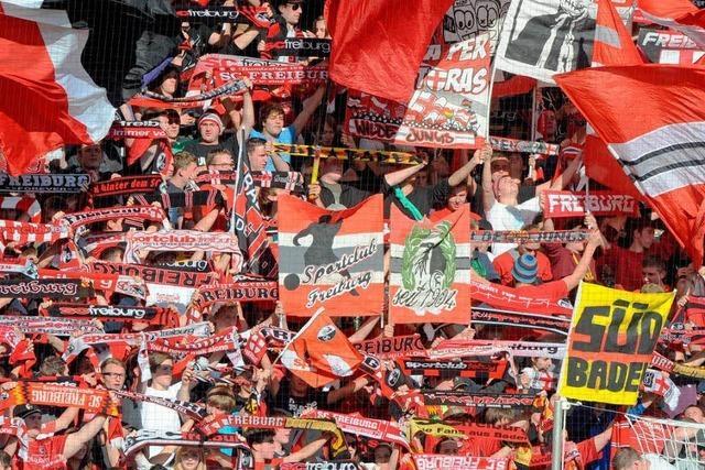 Behörde rüffelt Fußballfan für Beleidigung von Schwaben