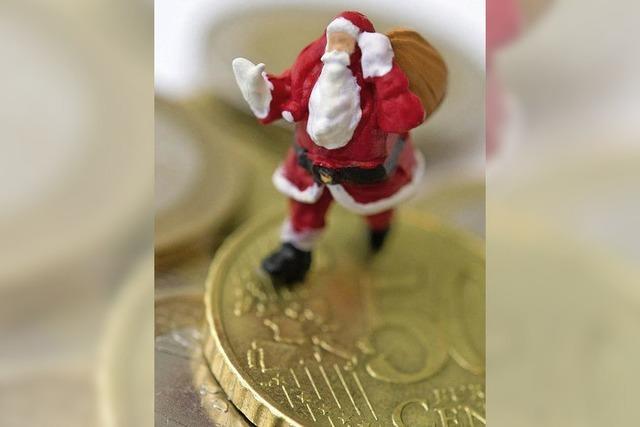 Extra-Geld für Weihnachten