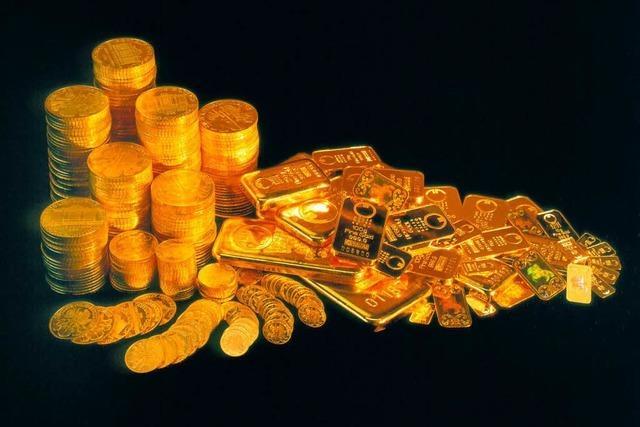 Tresor mit acht Millionen Münzen steht in Basel zum Verkauf