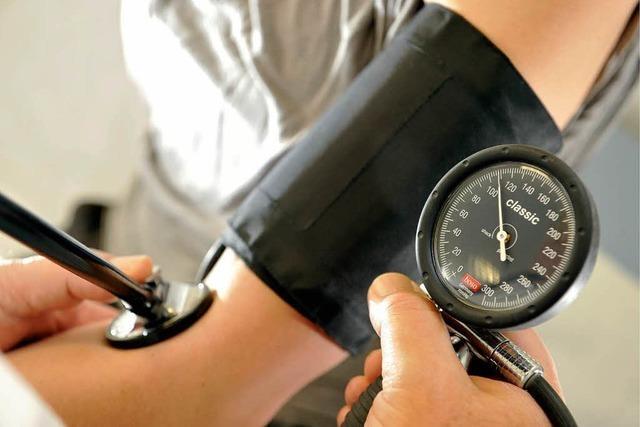 Herzseminar zum Thema hoher Blutdruck