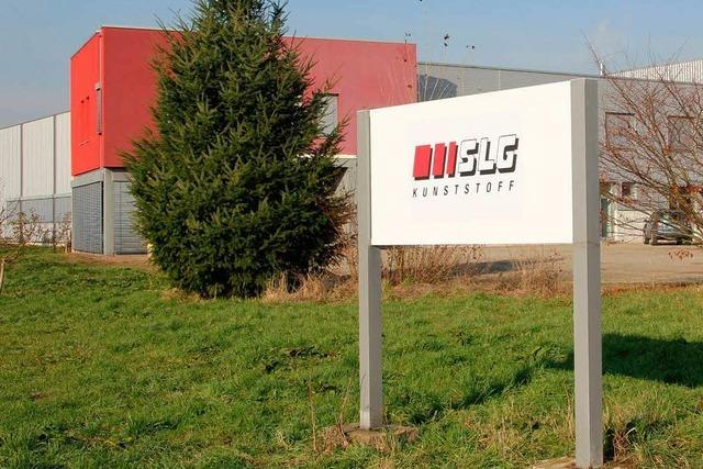 Expansion: SLG übernimmt Gelände von Bürsten Pfefferle