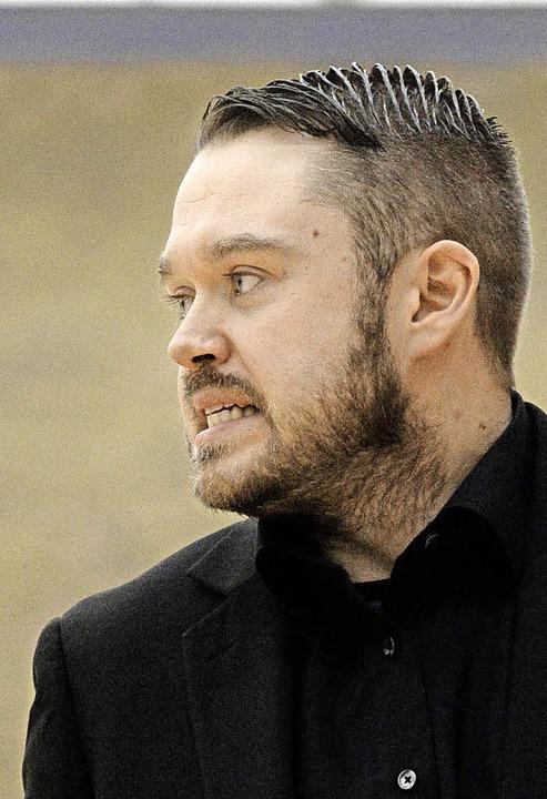 Stefan Mienack gibt das Traineramt mit sofortiger Wirkung  ab.     Foto: pas