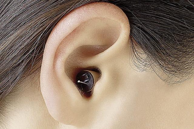 Miniohrhörer: Kleines Helferlein im Ohr
