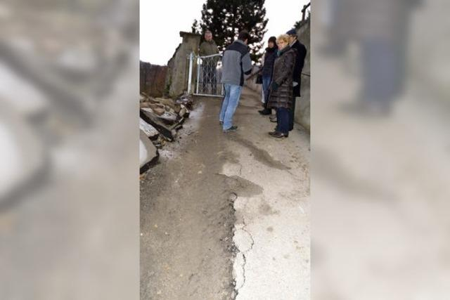 Amoltern hält an Dorfzentrum fest
