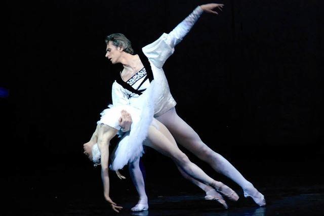 Russische Nationalballett tanzt