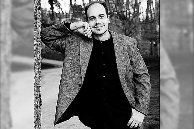 Der spanische Pianist Claudio Martinez Mehner spielt in Denzlingen