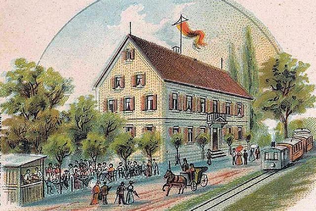 Vom Gasthaus zur Schifferschule