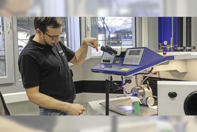 Rexam investiert in Neuenburg in seinen Maschinenpark